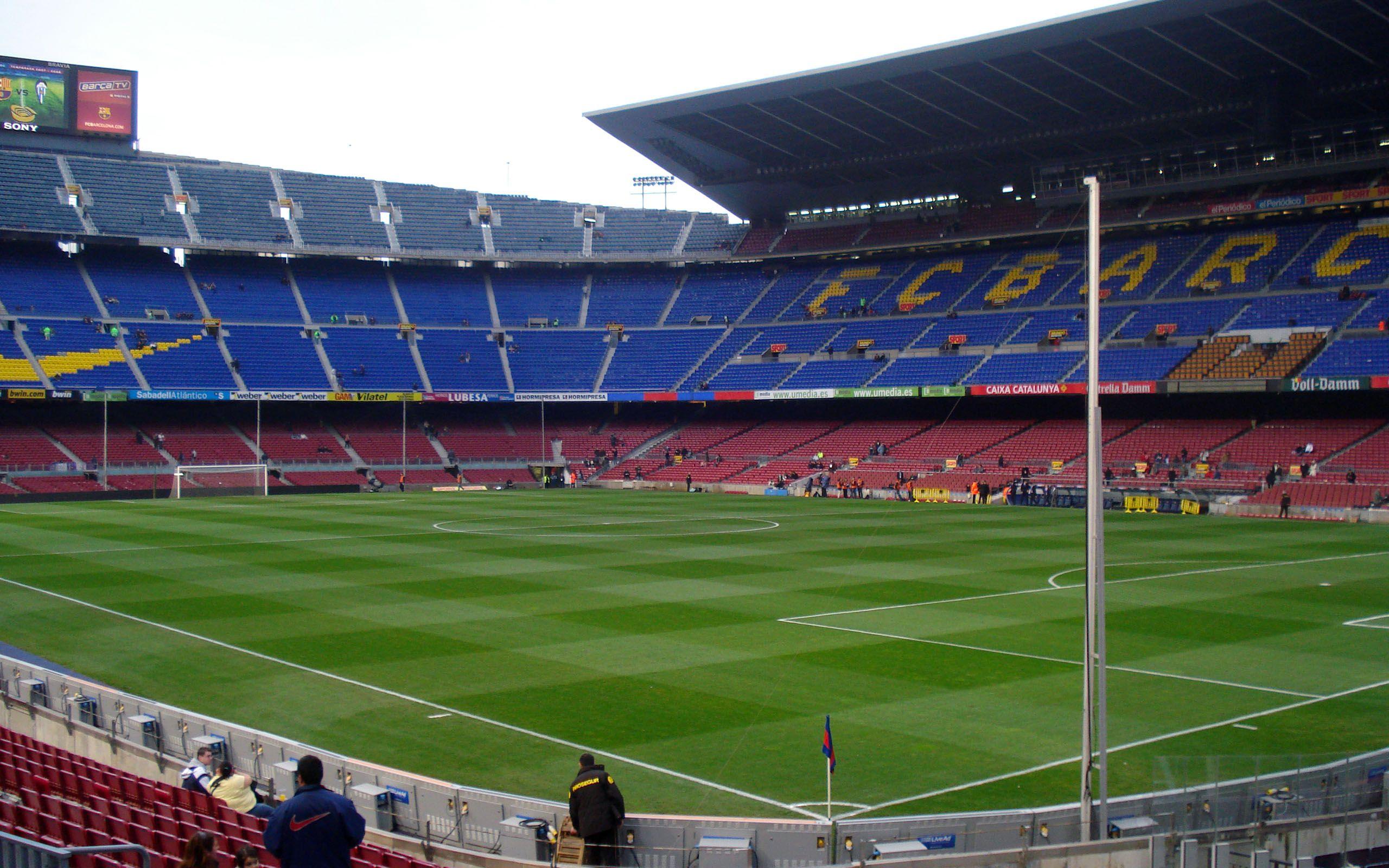 Camp Nou Wallpaper HD 2560x1600