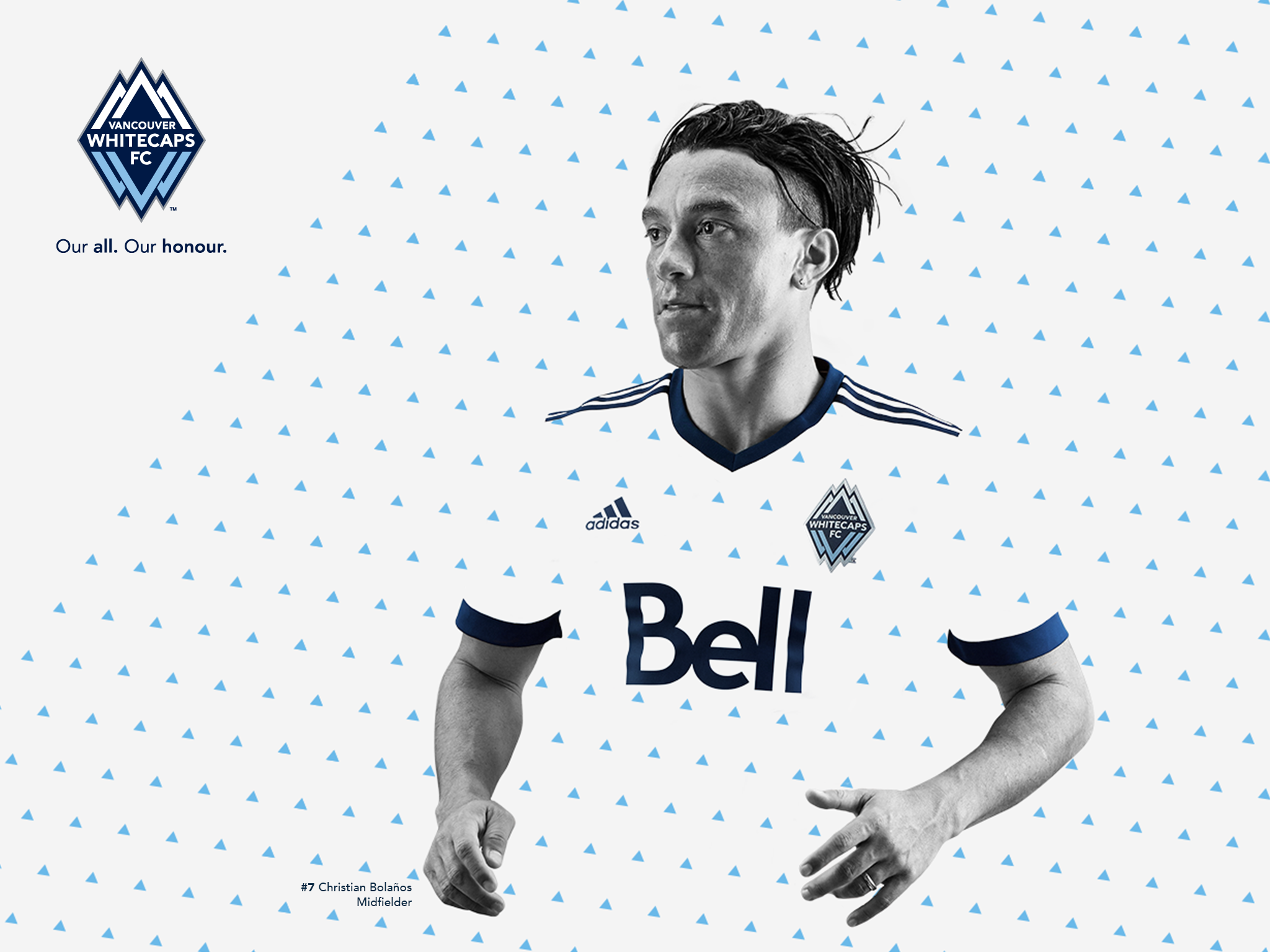 Wallpapers Vancouver Whitecaps FC 2048x1536