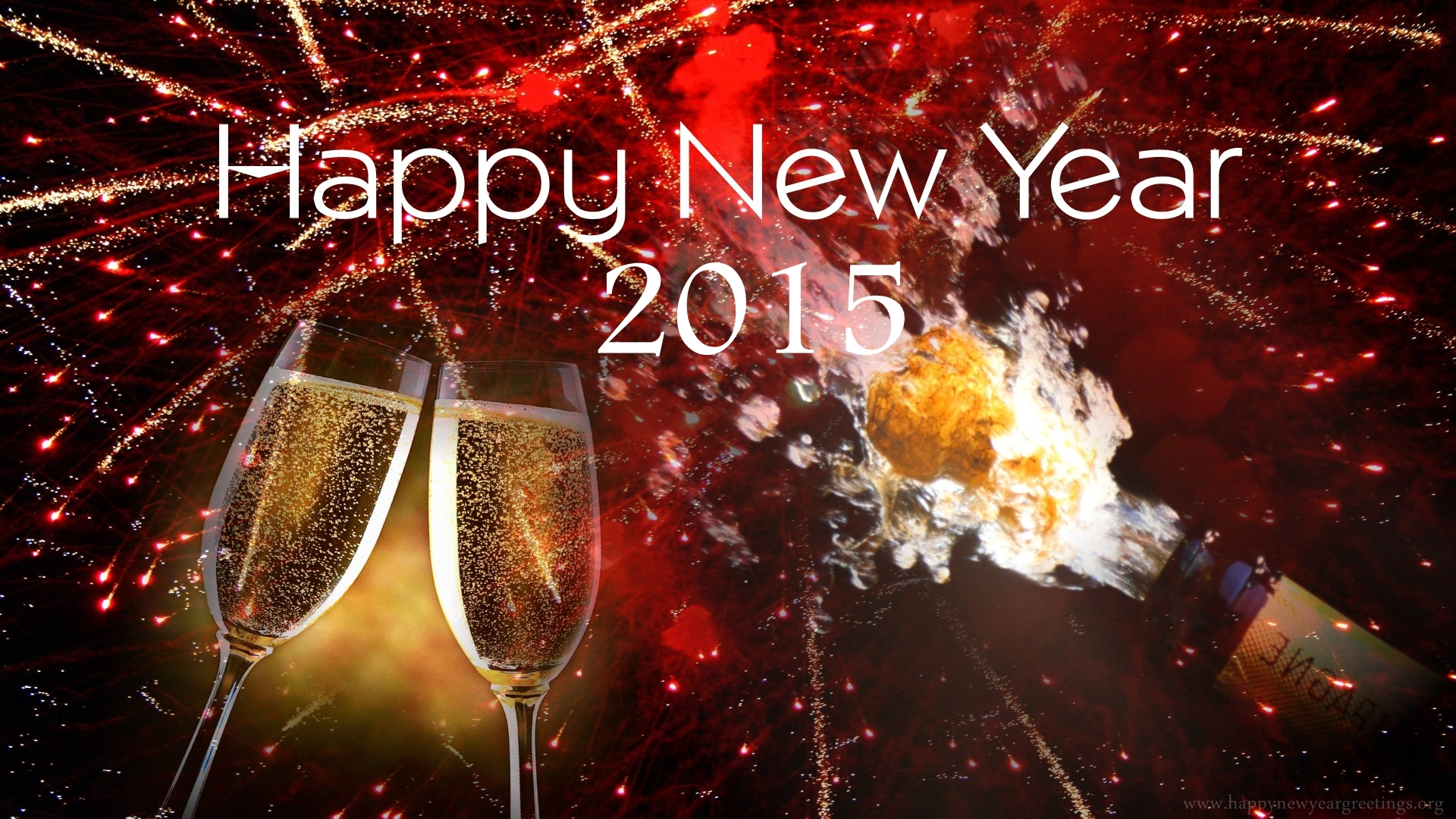 50 Happy New Year Wallpapers 2015 for Desktop 1920x1080