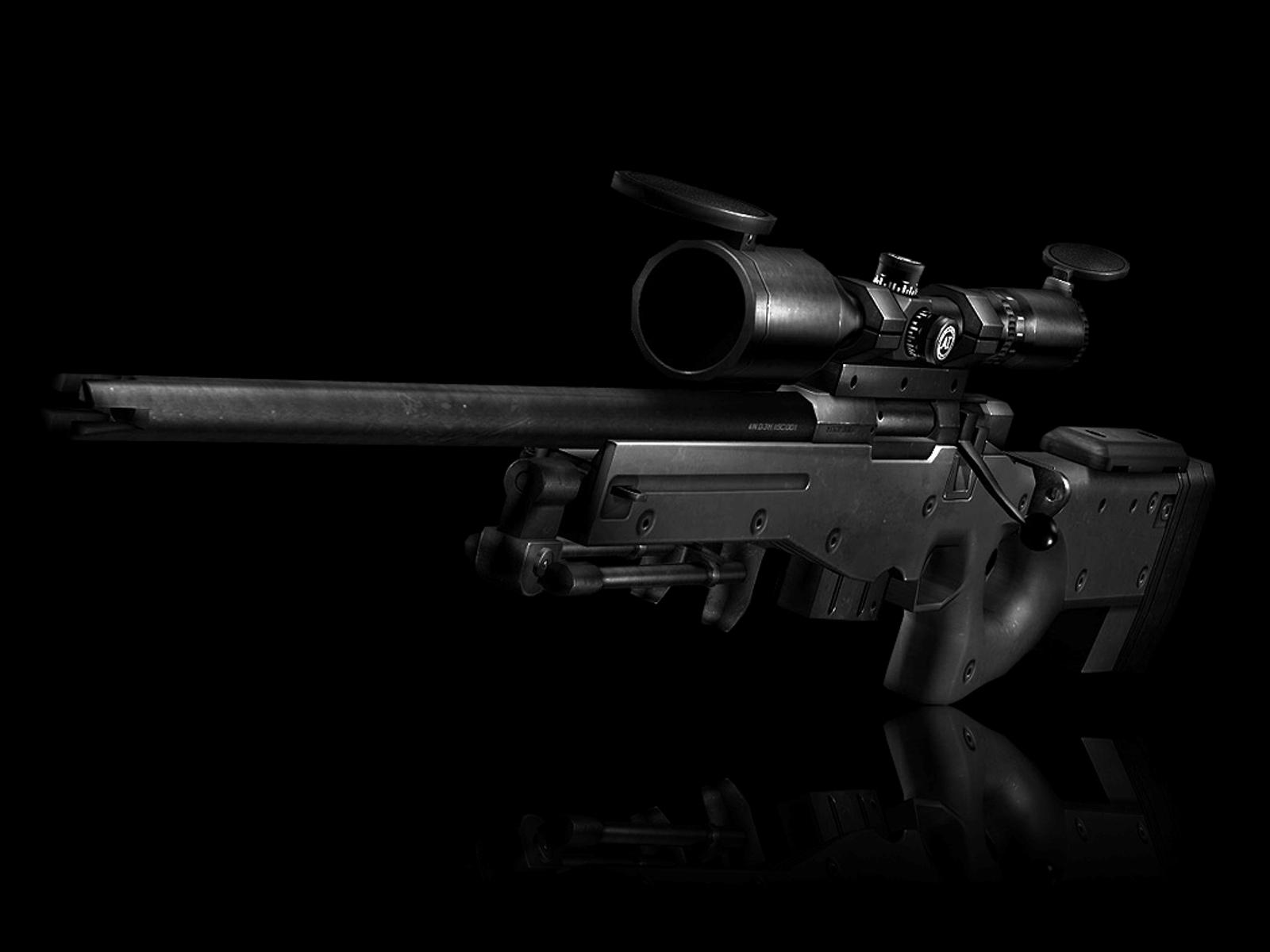 Sniper Rifle Computer Wallpapers Desktop Backgrounds 1600x1200 ID 1600x1200