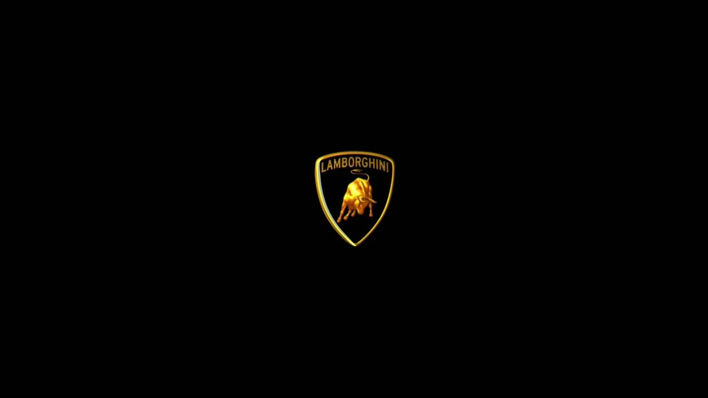 Lamborghini Car Logo Background HD Wallpaper Lamborghini Car Logo 1024x576