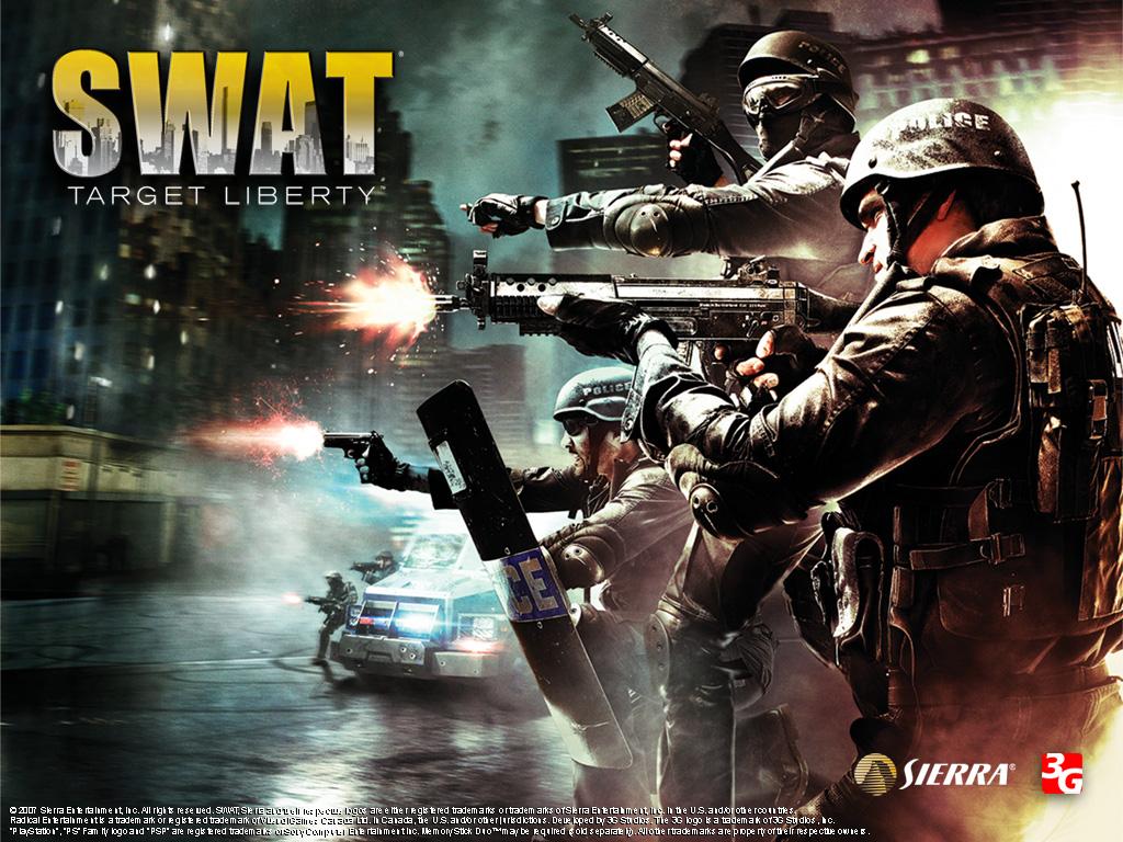 1024x768px Swat Team Wallpaper Wallpapersafari