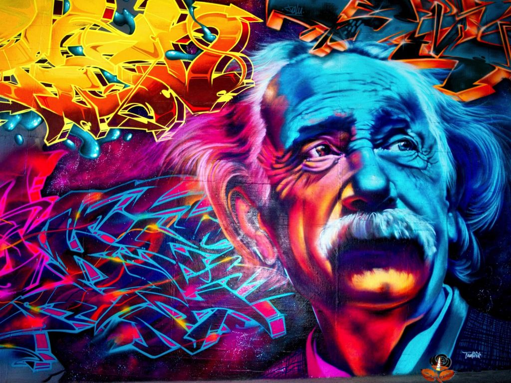 Graffiti 4K wallpapers for your desktop or mobile screen and 1024x768