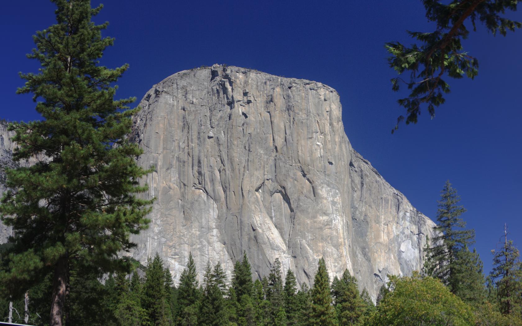 Enjoy this new Yosemite desktop background Landscapes wallpapers 1680x1050