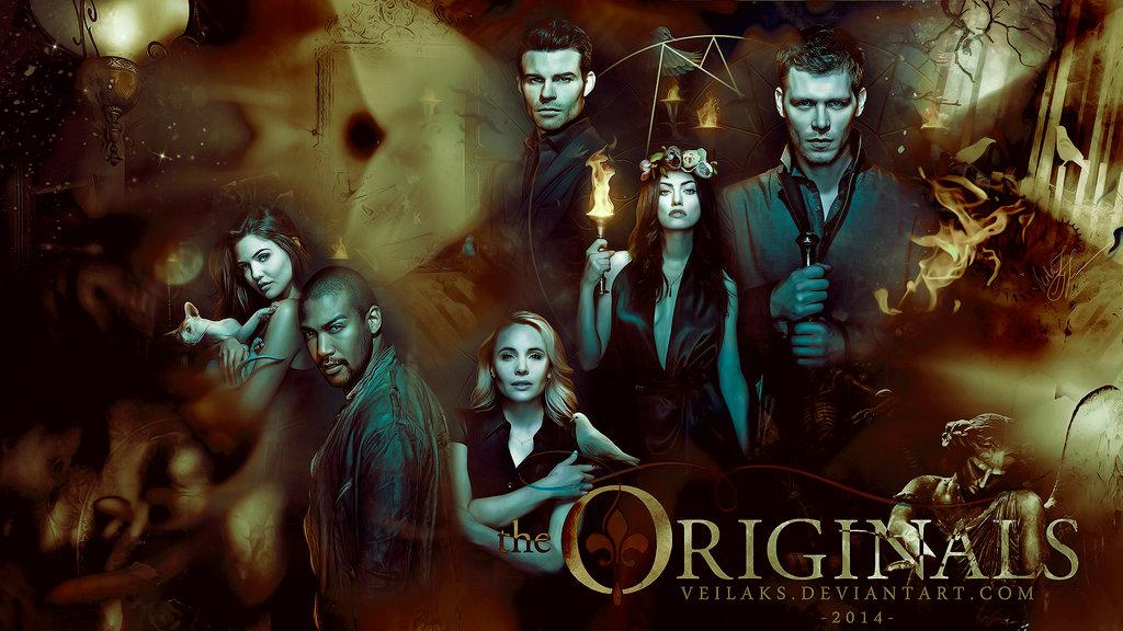 The Originals   Season 2 by VeilaKs 1024x576