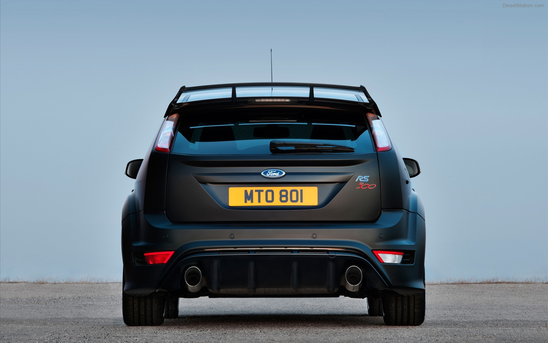 Home Ford Ford Focus RS500 2011 1920x1200