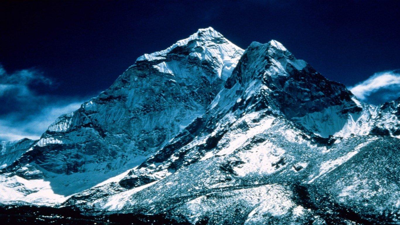 Mount Everest Desktop Wallpaper