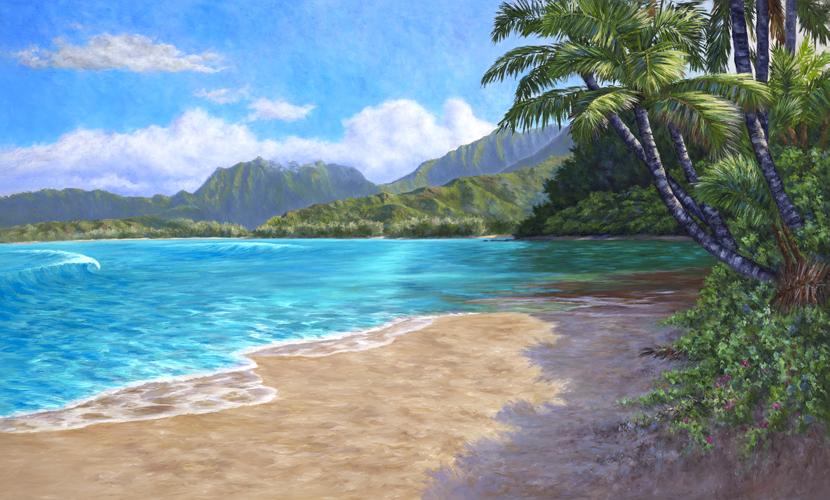 free wallpaper tropical scenes wallpapersafari