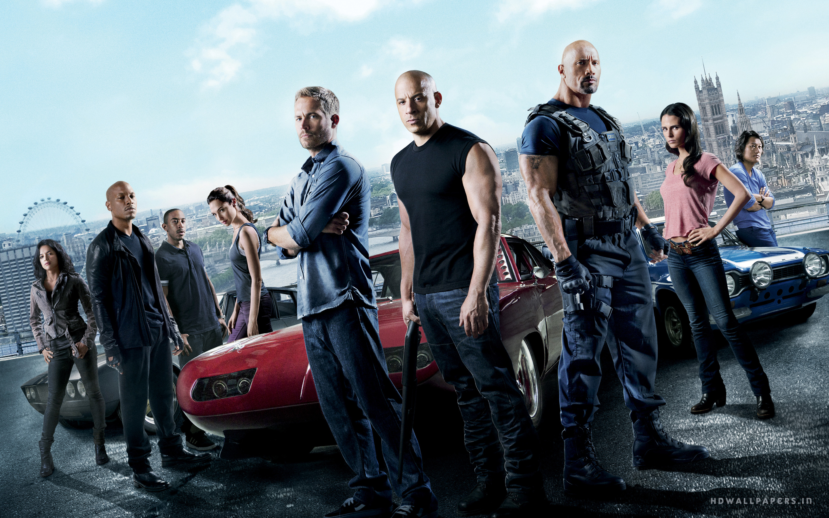 Fast and Furious 6 2013 Exclusive HD Wallpapers 2052 2880x1800
