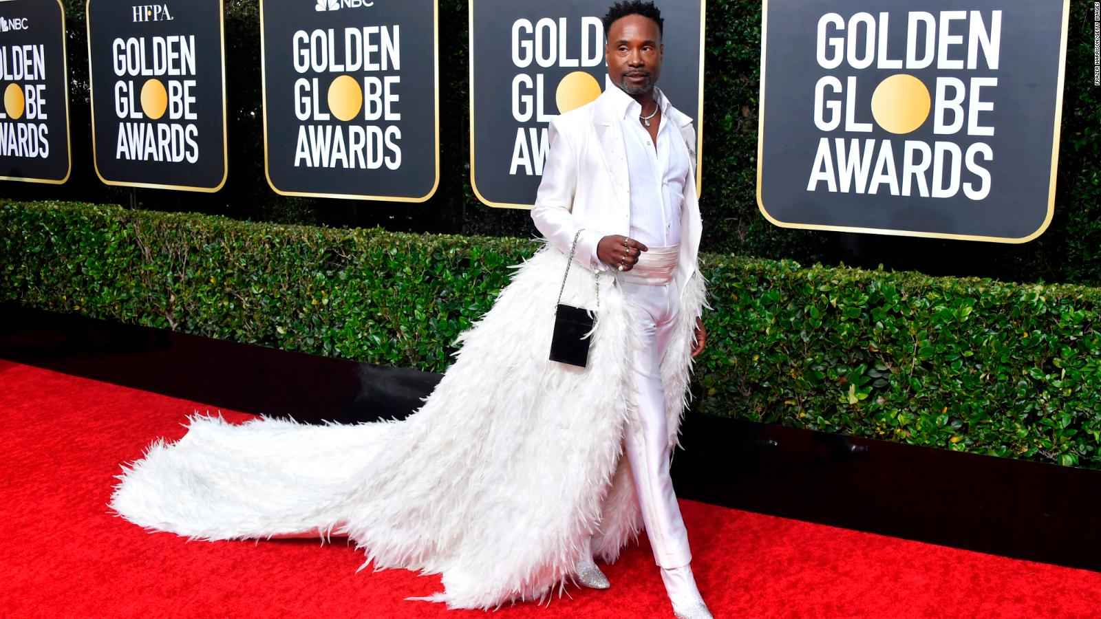 Golden Globes 2020 Best fashion on the red carpet   CNN Style 1600x900
