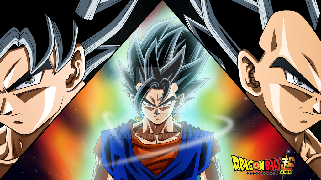 Goku Vegeta Vegito Limit Breaker Wallpaper by 1024x576