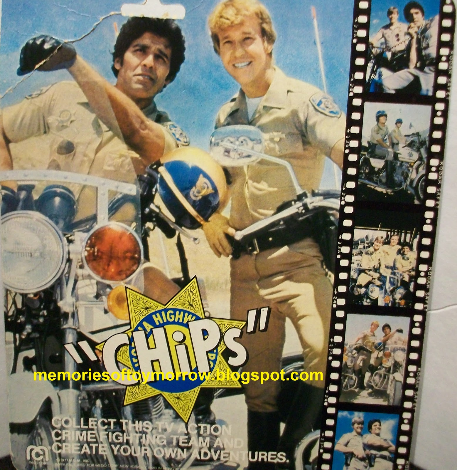 Chips Tv Show Chips mego ponch gets a 1557x1600