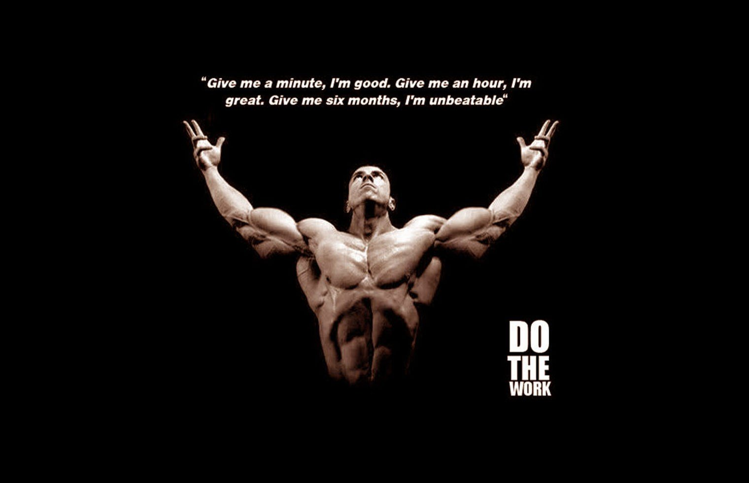 Gym Black Motivational HD WallpaperWelcome To StarChop HTML code