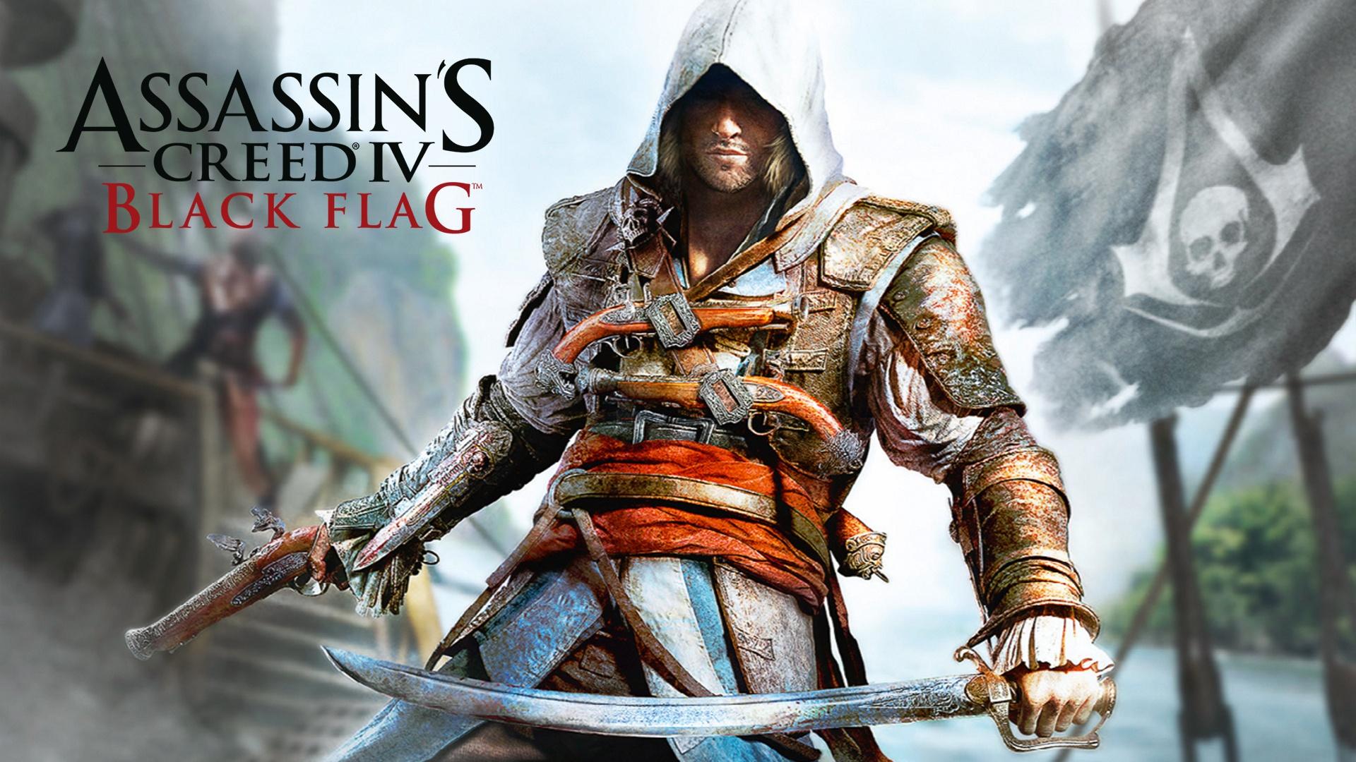 Free Download Assassins Creed Black Flag Wallpaper Hd 1080p