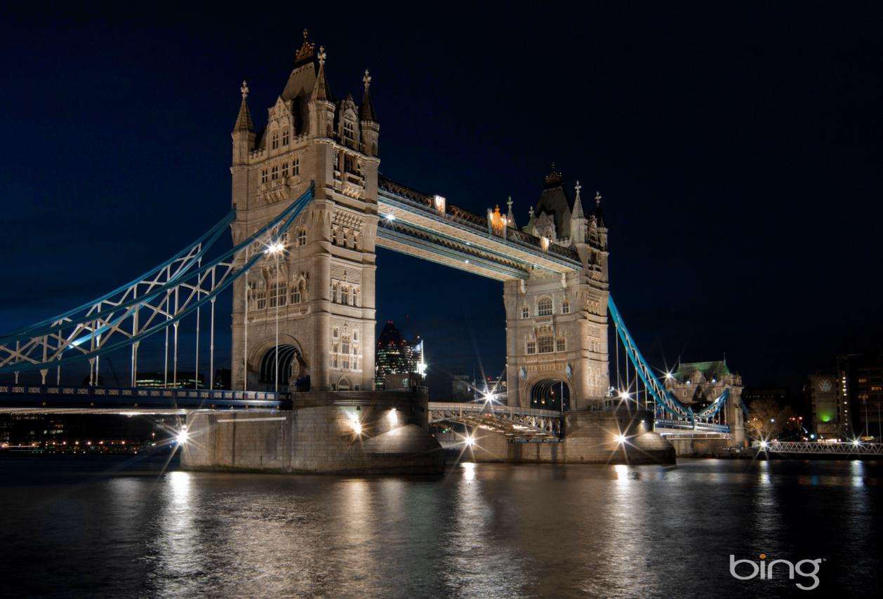 Bing Wallpaper and Screensaver Pack London 1258x854