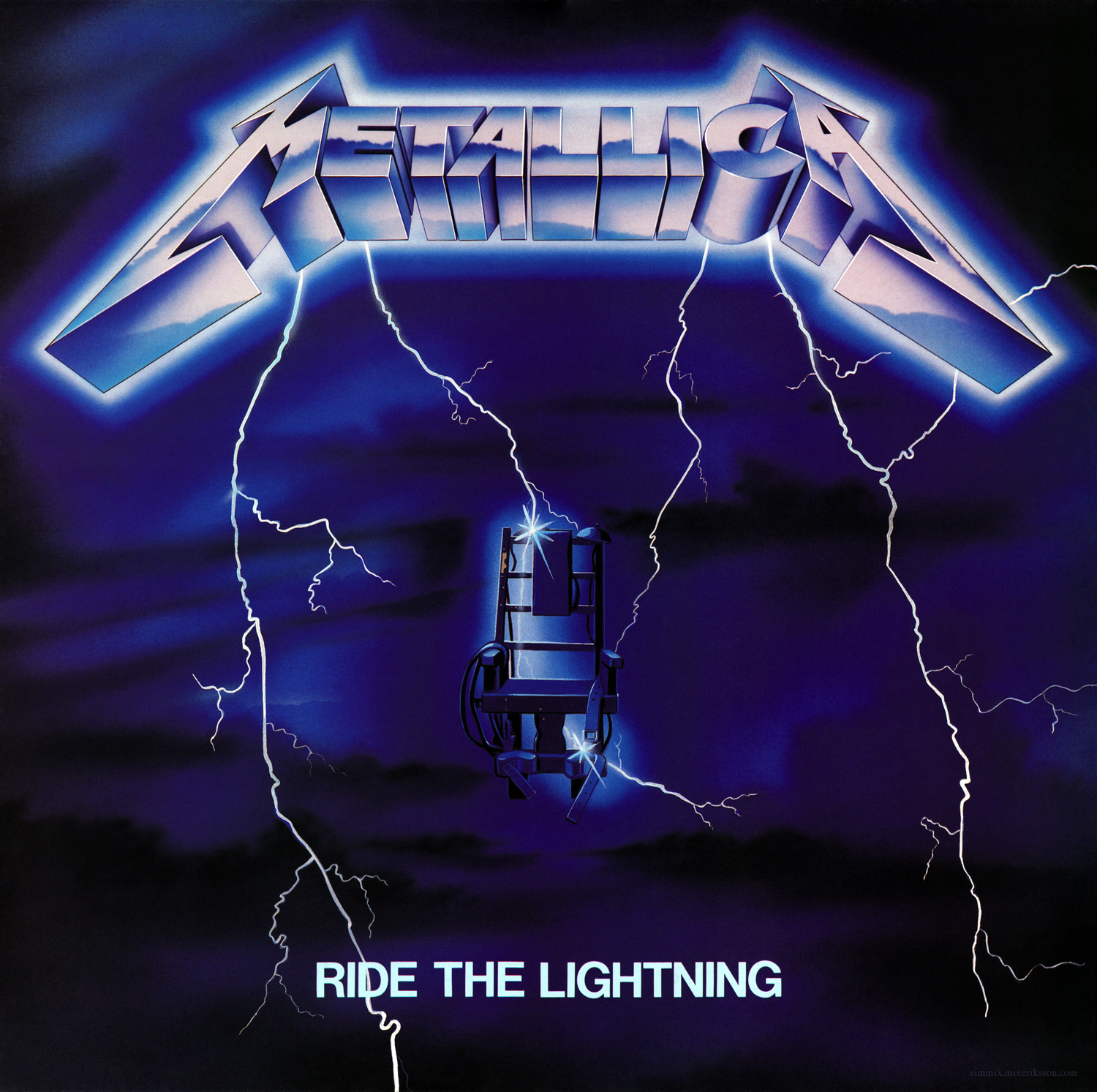 Ride The Lightning 1500x1493