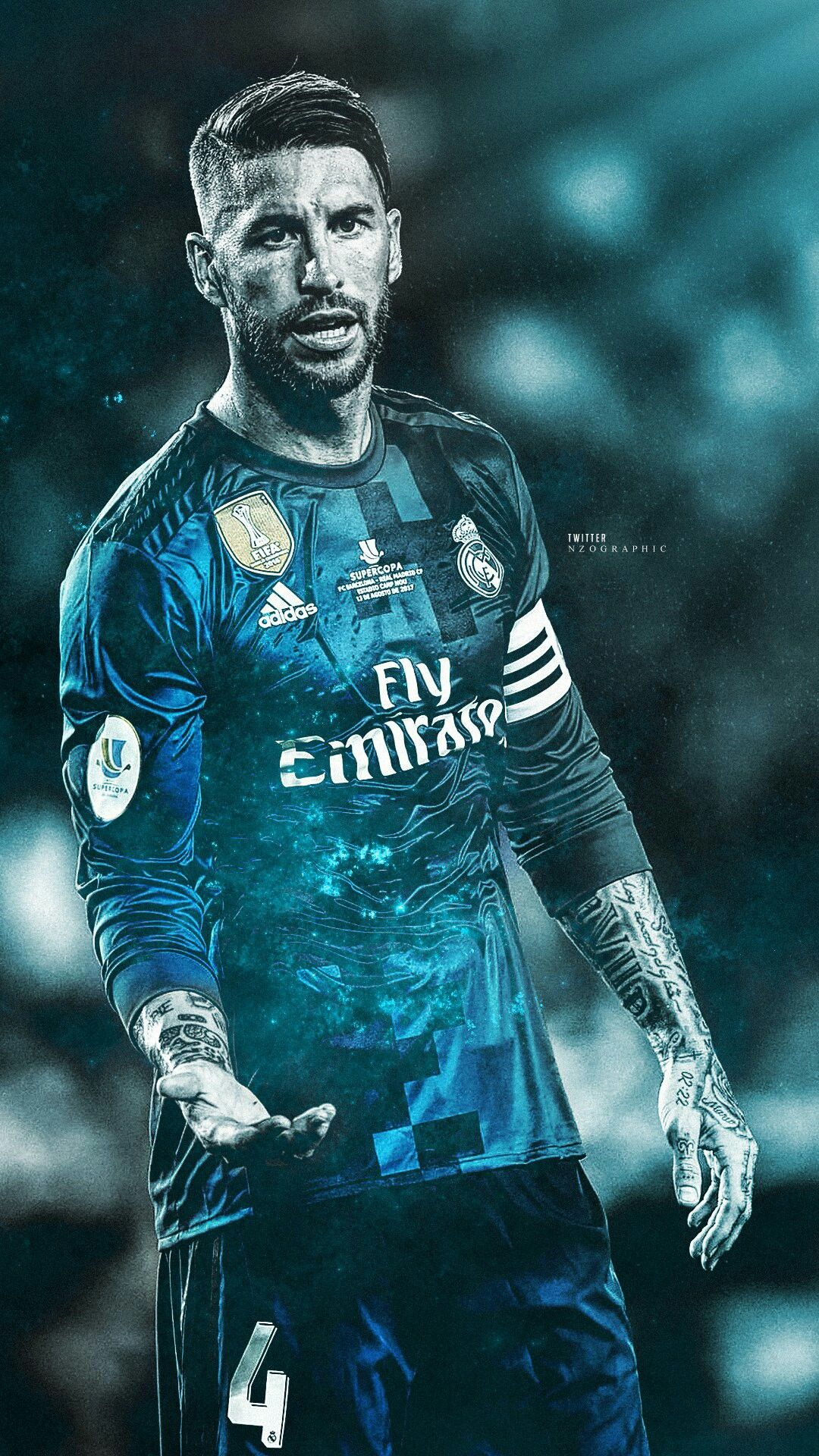 Sergio Ramos Wallpapers   Top Sergio Ramos Backgrounds 1080x1920