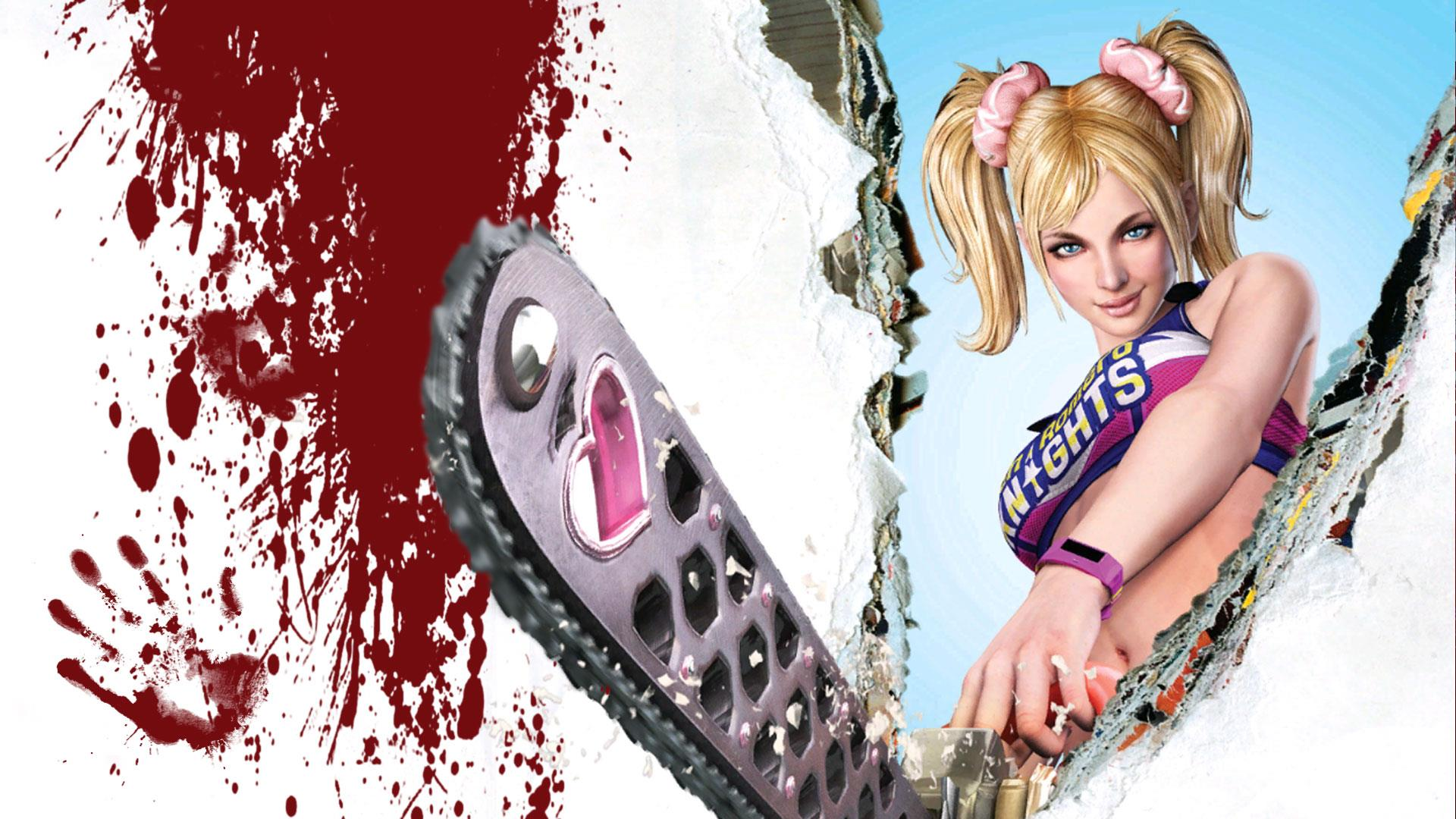 Lollipop Chainsaw Wallpapers HD Wallpapers 1920x1080