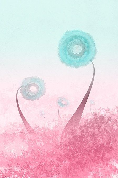 50 Pink And Turquoise Wallpaper On Wallpapersafari