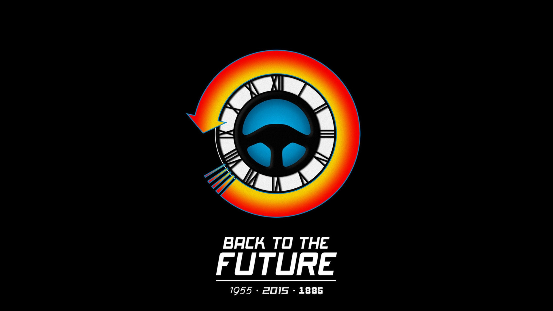 Back to the Future Computer Wallpapers Desktop Backgrounds 1920x1080