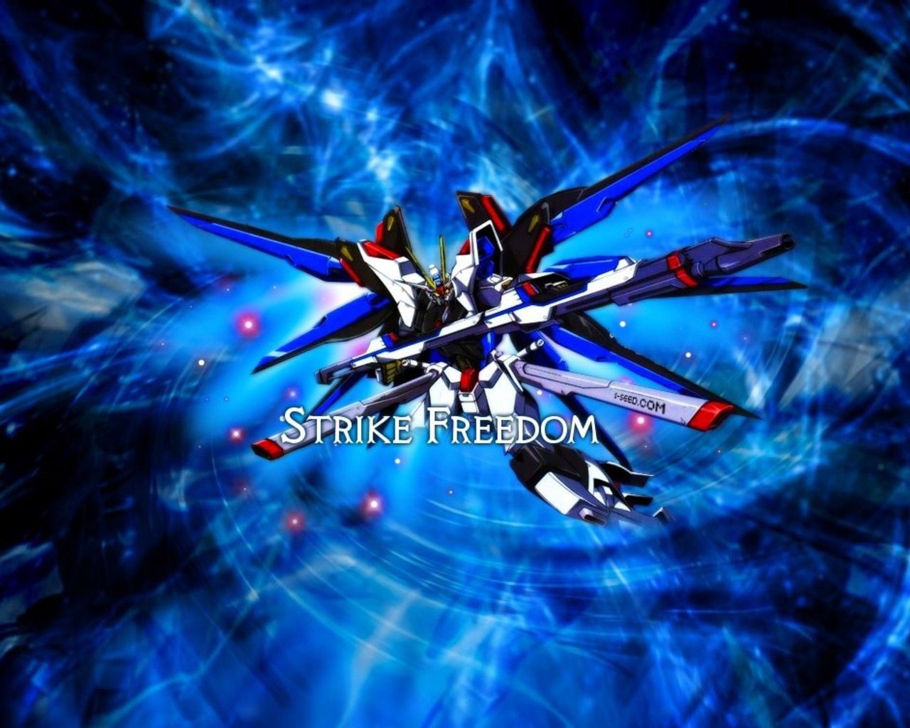 gundamseed strike freedom wallpaper Anime Forums Anime News More 1280x1024