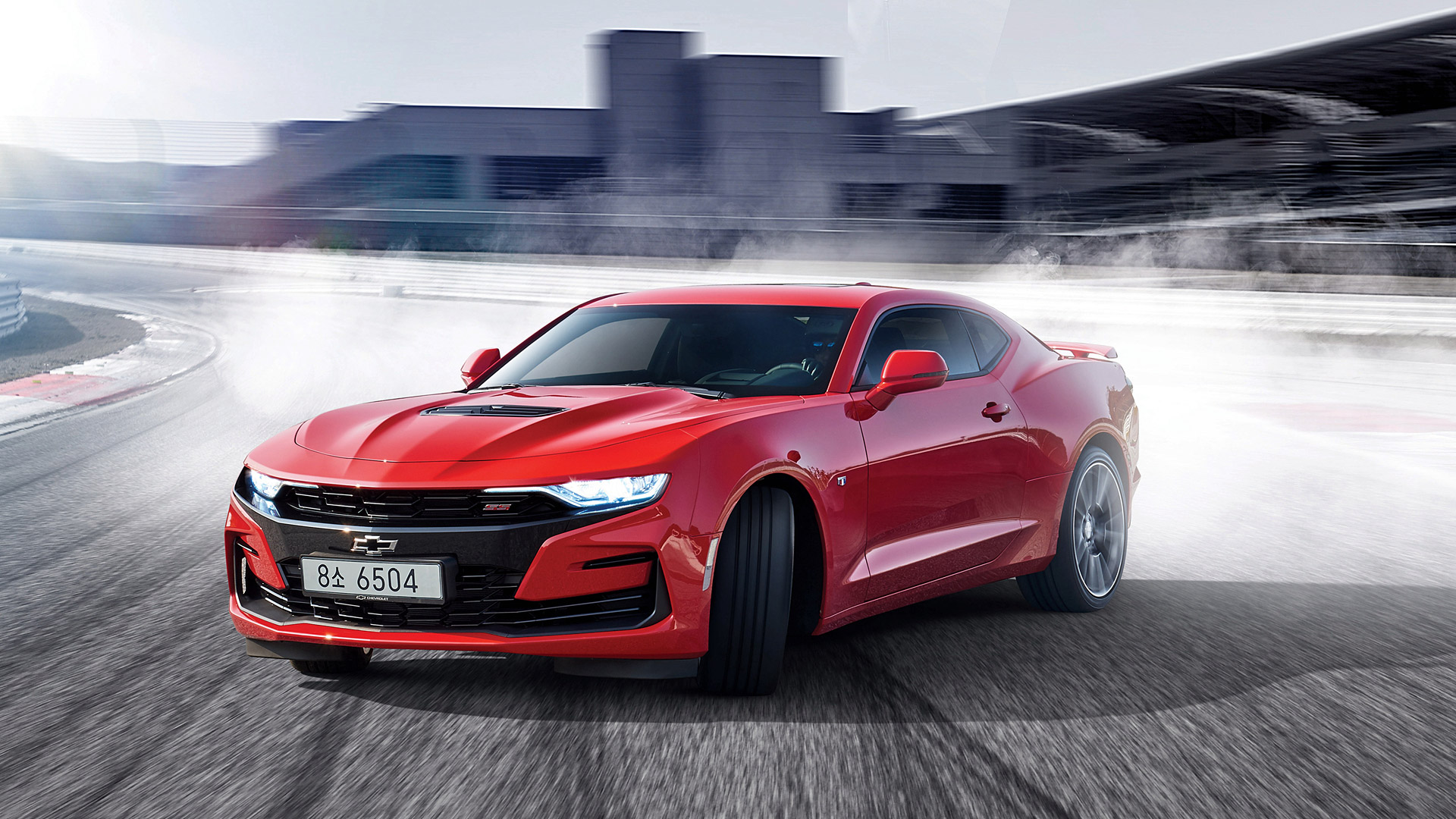 2019 Chevrolet Camaro SS HD Wallpapers   WSupercars 1920x1080