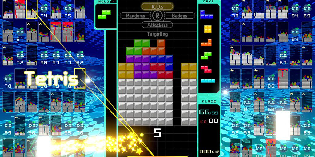 Tetris 99 is the opposite of Tetris Effect and its amazing   The 1024x512