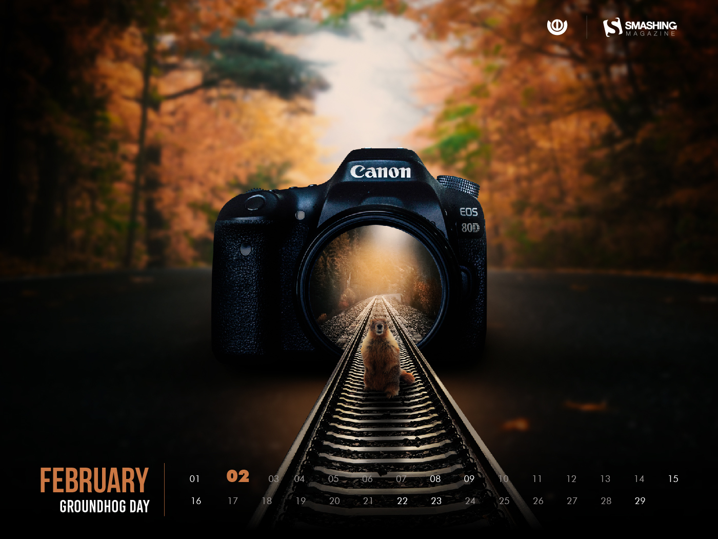 29 Days Of February 2020 Wallpapers Edition Smashing Magazine 1400x1050