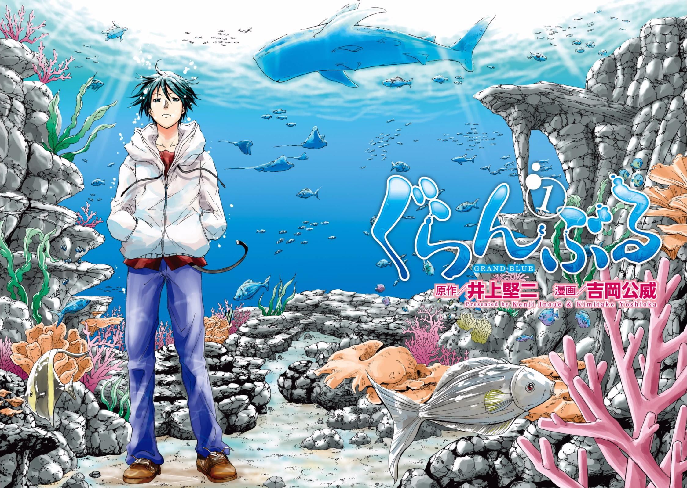 Grand Blue   Zerochan Anime Image Board 2249x1600