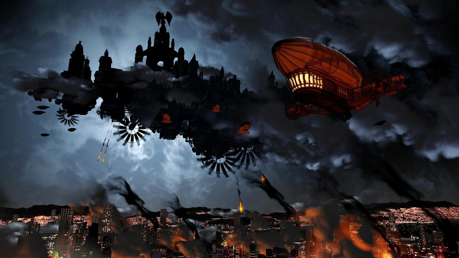 Bioshock Infinite Wallpapers [HD] Taringa 1920x1080