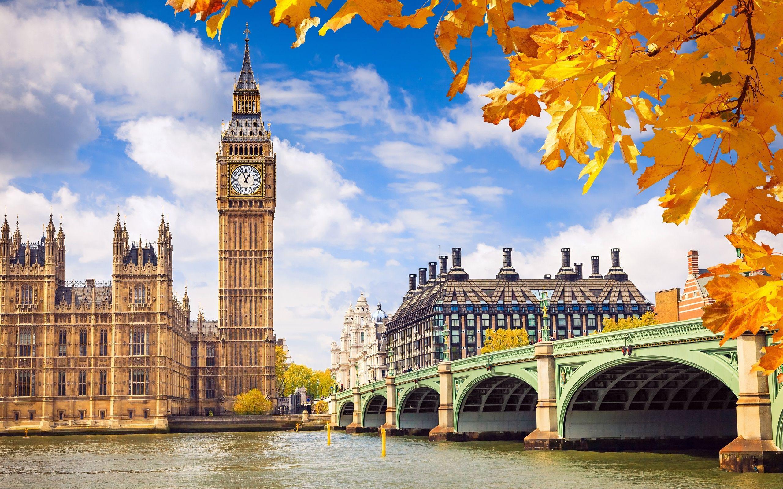 Big Ben London England Wallpapers   Top Big Ben London 2560x1600
