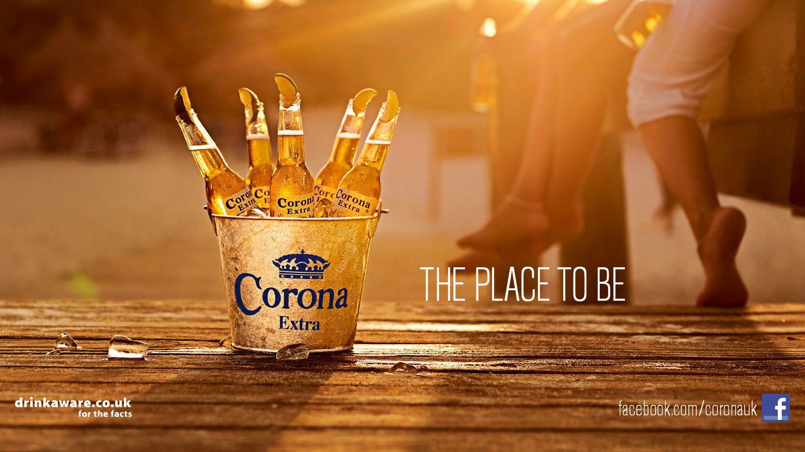 Corona Beach Wallpaper: Corona Wallpaper