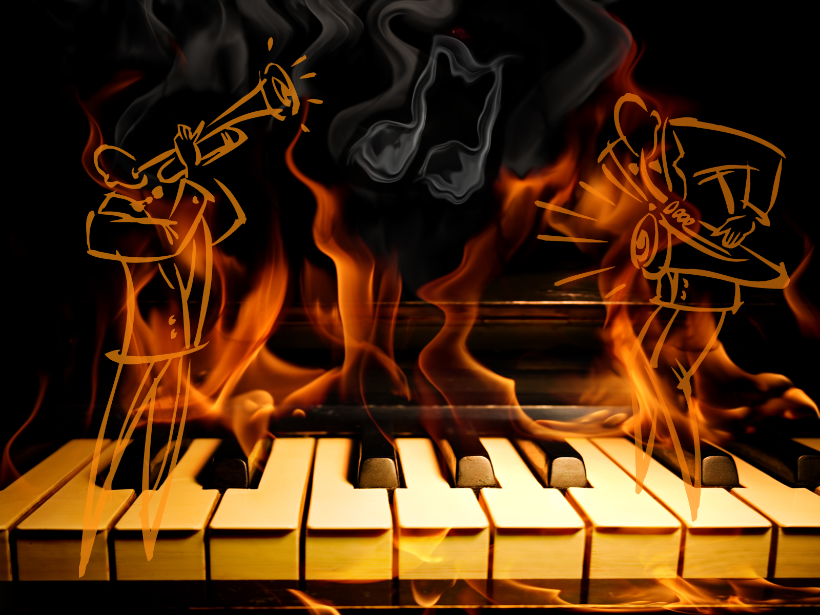 Download Hot Jazz wallpaper The Long Goodbye [1600x1200] 74 1600x1200