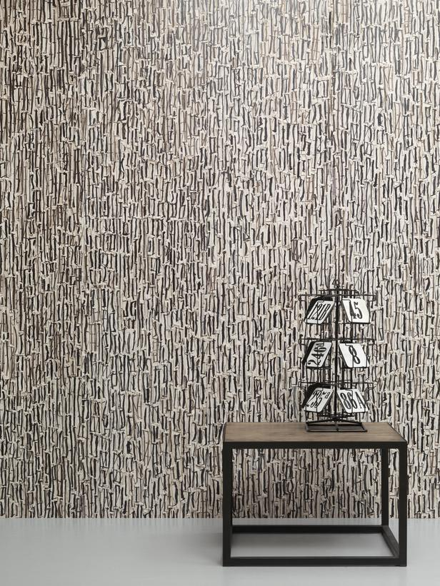 Modern Wallpaper Trends From ICFF HGTV Design Blog Design 616x821