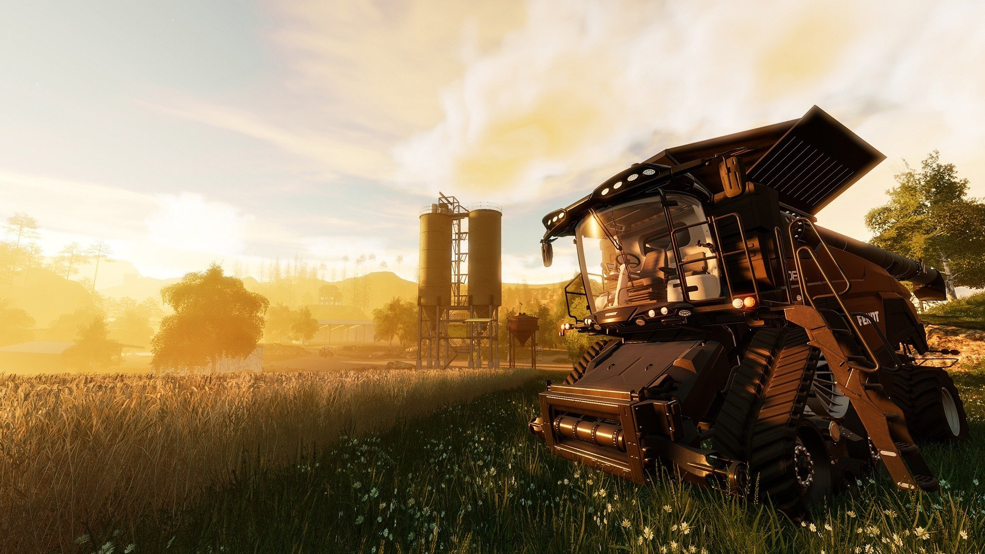 Farming Simulator 19 Screenshots Pictures Wallpapers   PC   IGN 1920x1080