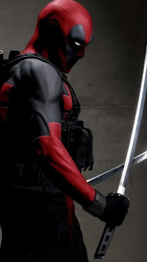 Deadpool Live Wallpaper App For Android 288x512