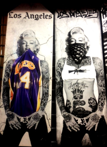 8ef59f69b26 44+] Thug Marilyn Wallpaper on WallpaperSafari