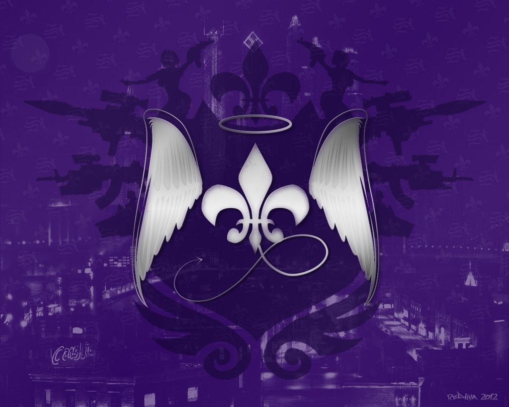 Go Back Images For Saints Row Logo Wallpaper 1024x819