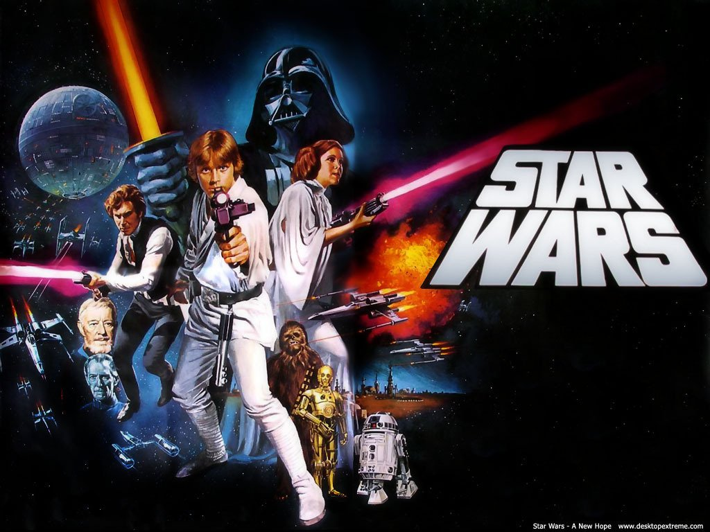 48 Classic Star Wars Desktop Wallpaper On Wallpapersafari