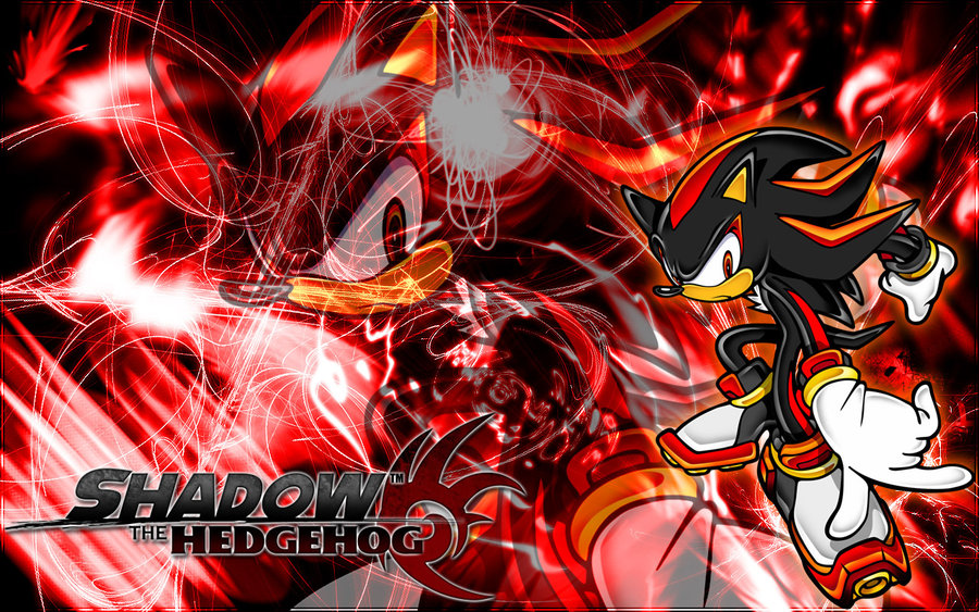 Shadow The Hedgehog Wallpaper - WallpaperSafari