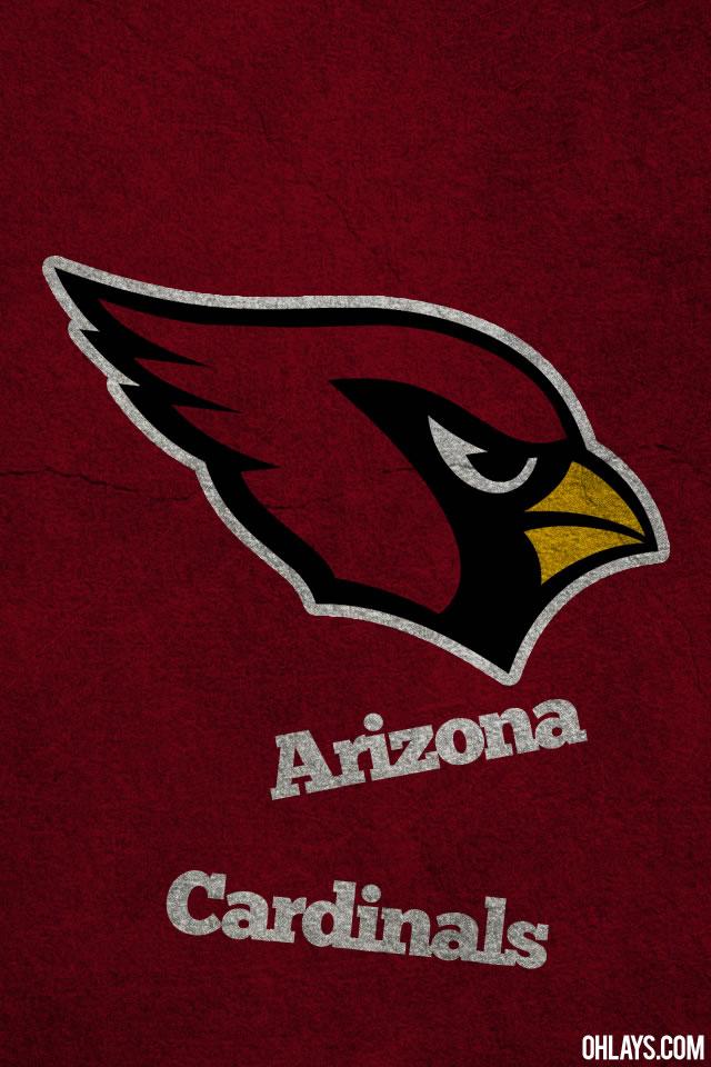 Arizona Cardinals iPhone Wallpaper 5563 ohLays 640x960