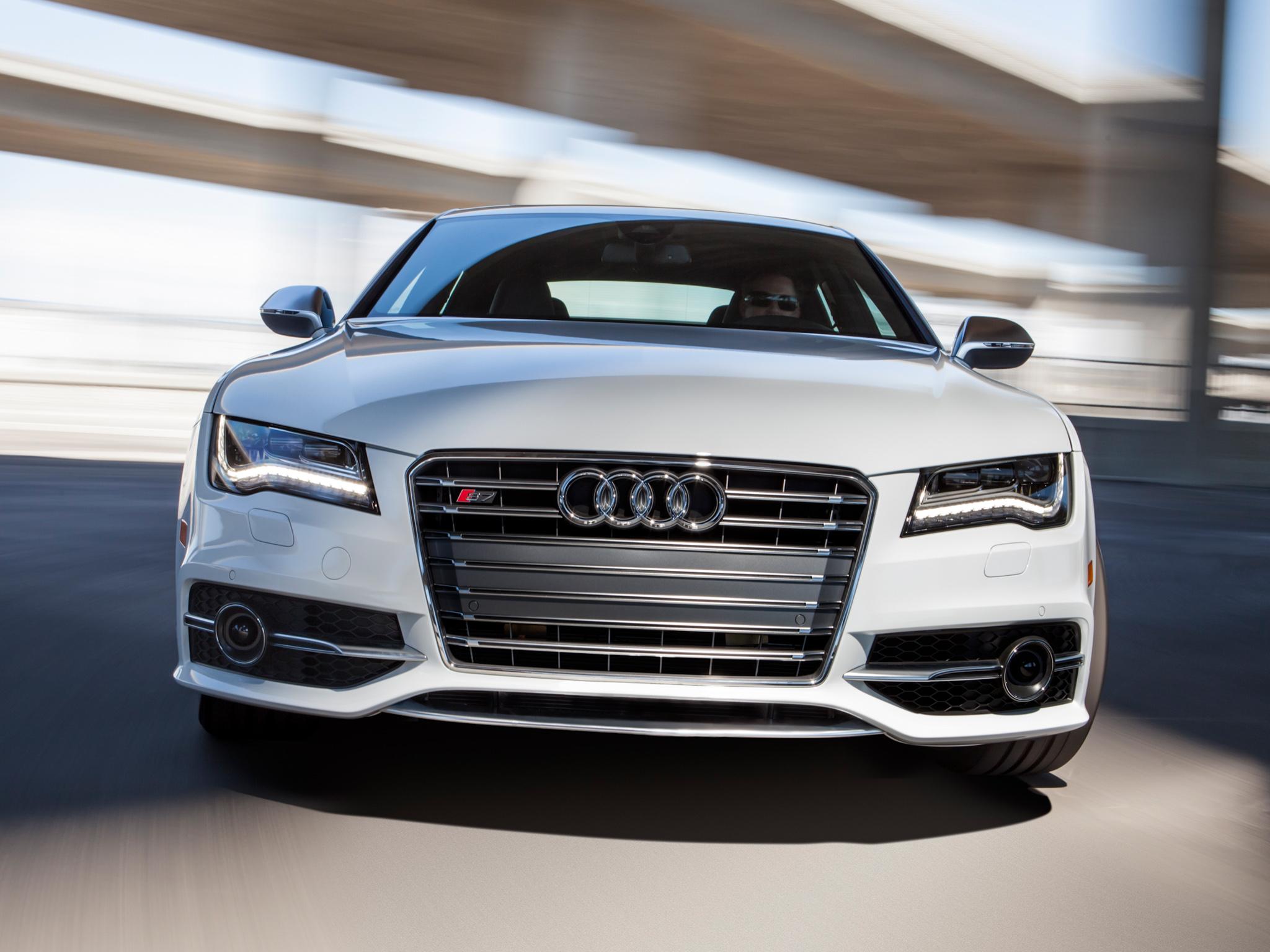 Audi S7 Sportback US spec Wallpapers Cool Cars Wallpaper 2048x1536