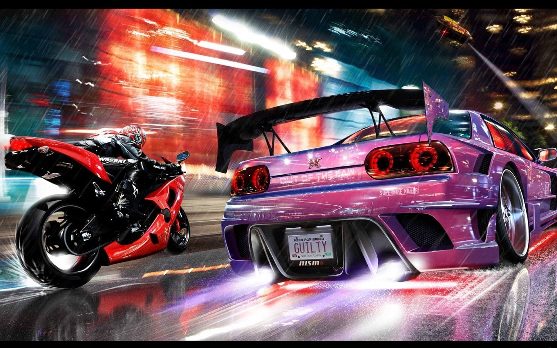 93 Need For Speed HD Wallpapers Background Images 1920x1200