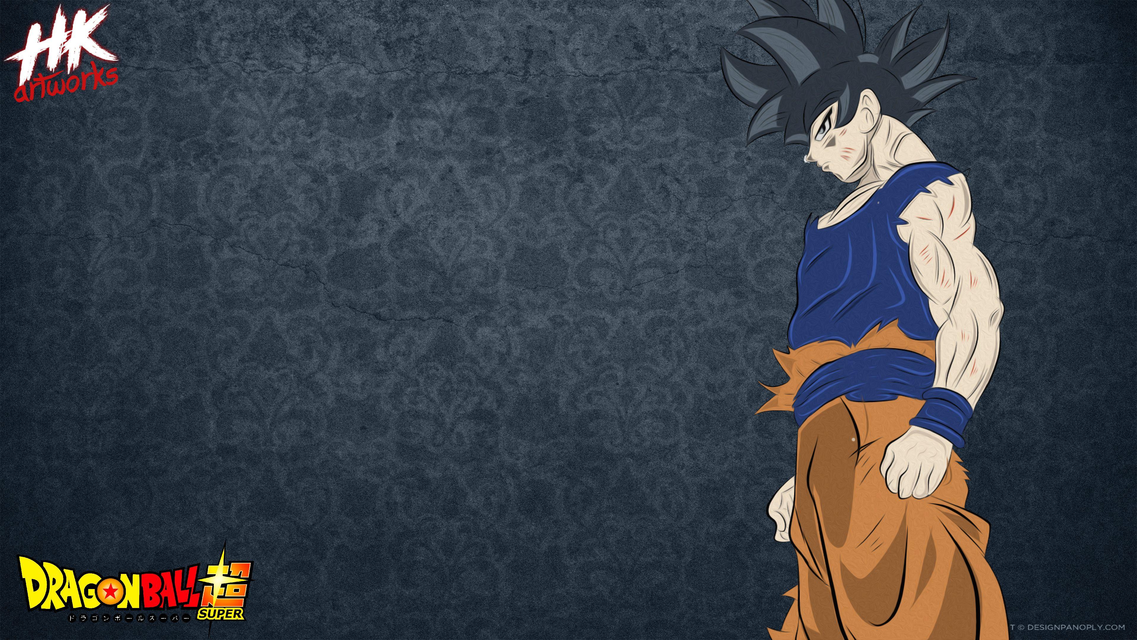 Goku Ultra Instinct Wallpapers 3840x2160