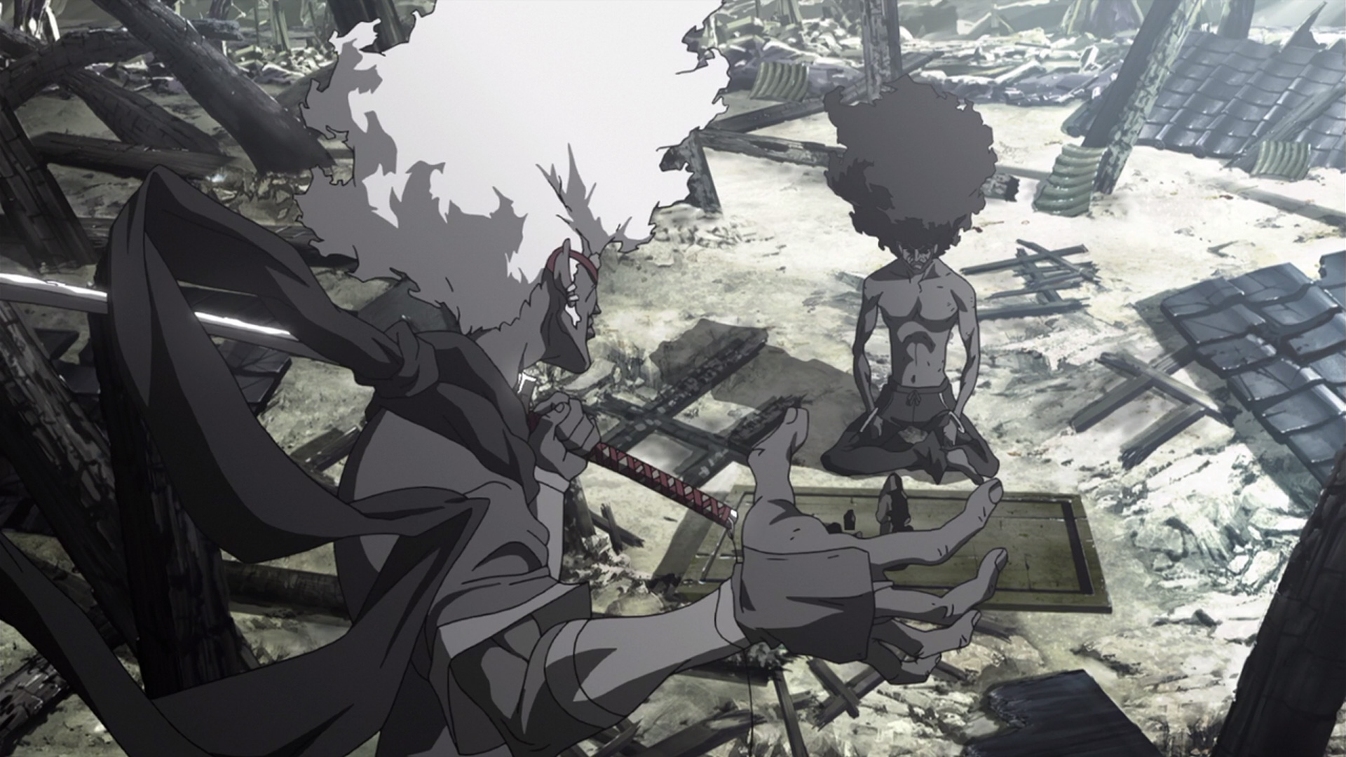 Displaying 14 Images For   Afro Samurai Resurrection Wallpapers 1920x1080