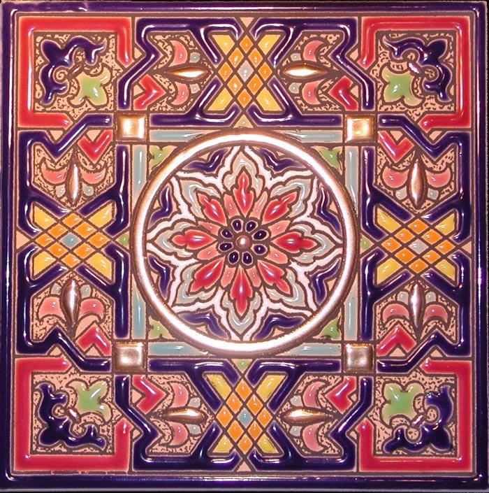Spanish Tile Wallpaper Wallpapersafari