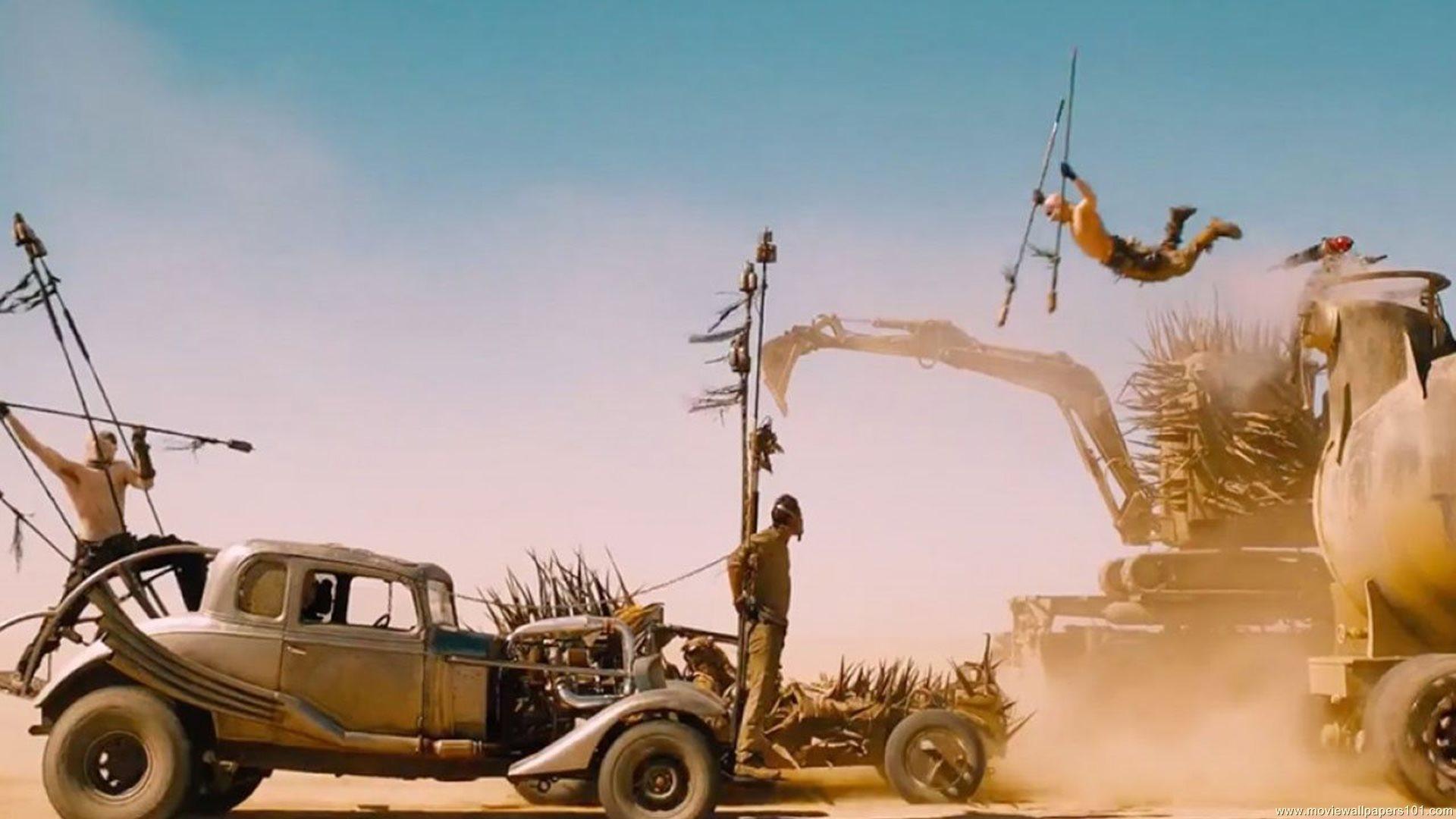 Download Mad Max Fury Road Movie Scene HD Wallpaper Search more 1920x1080