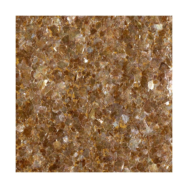 Bronze Mica Chips textured metallic paper backed wallpaper MMi511 600x600