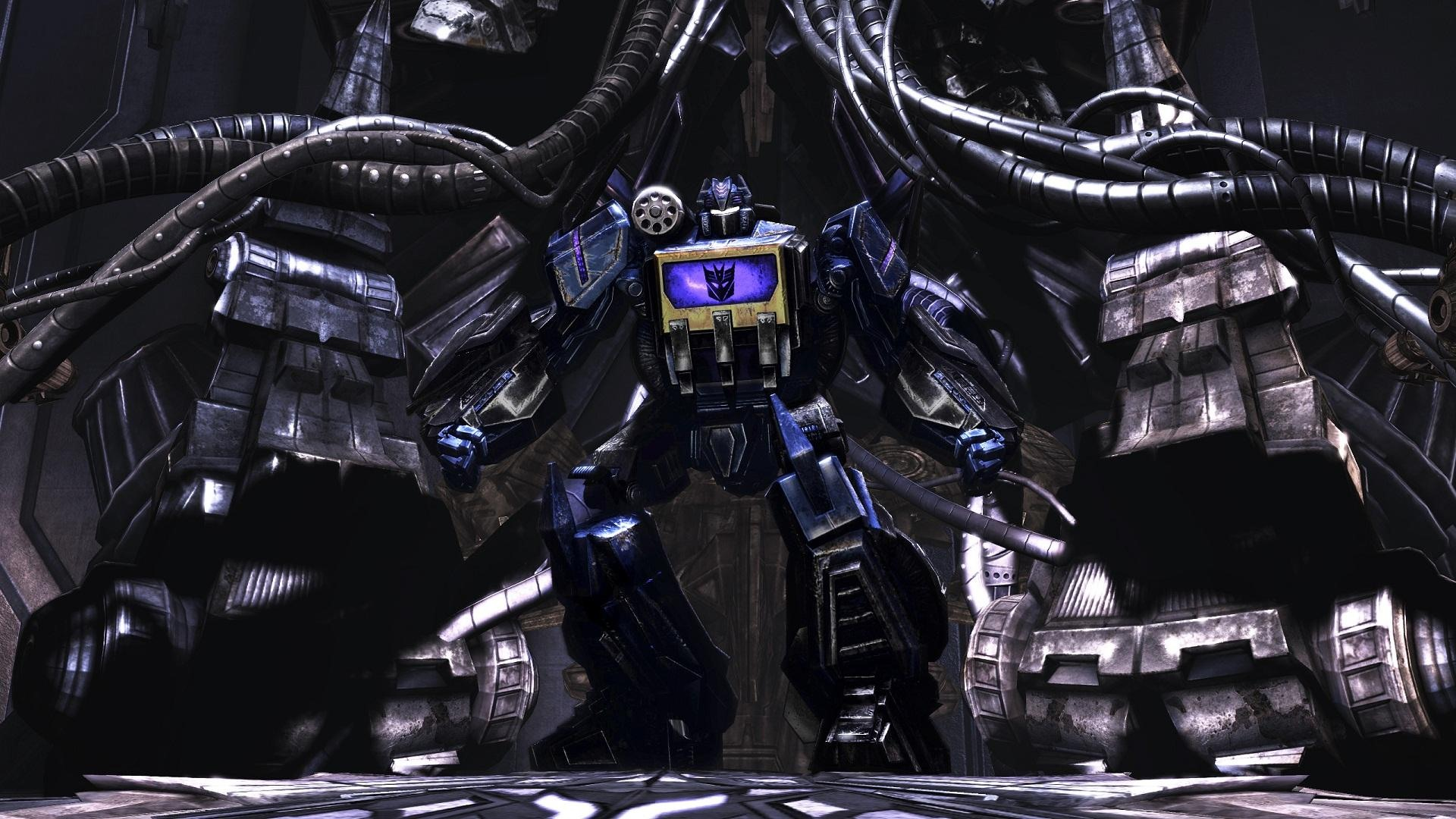 Transformers Fall of Cybertron Soundwave Wallpaper 1920x1080