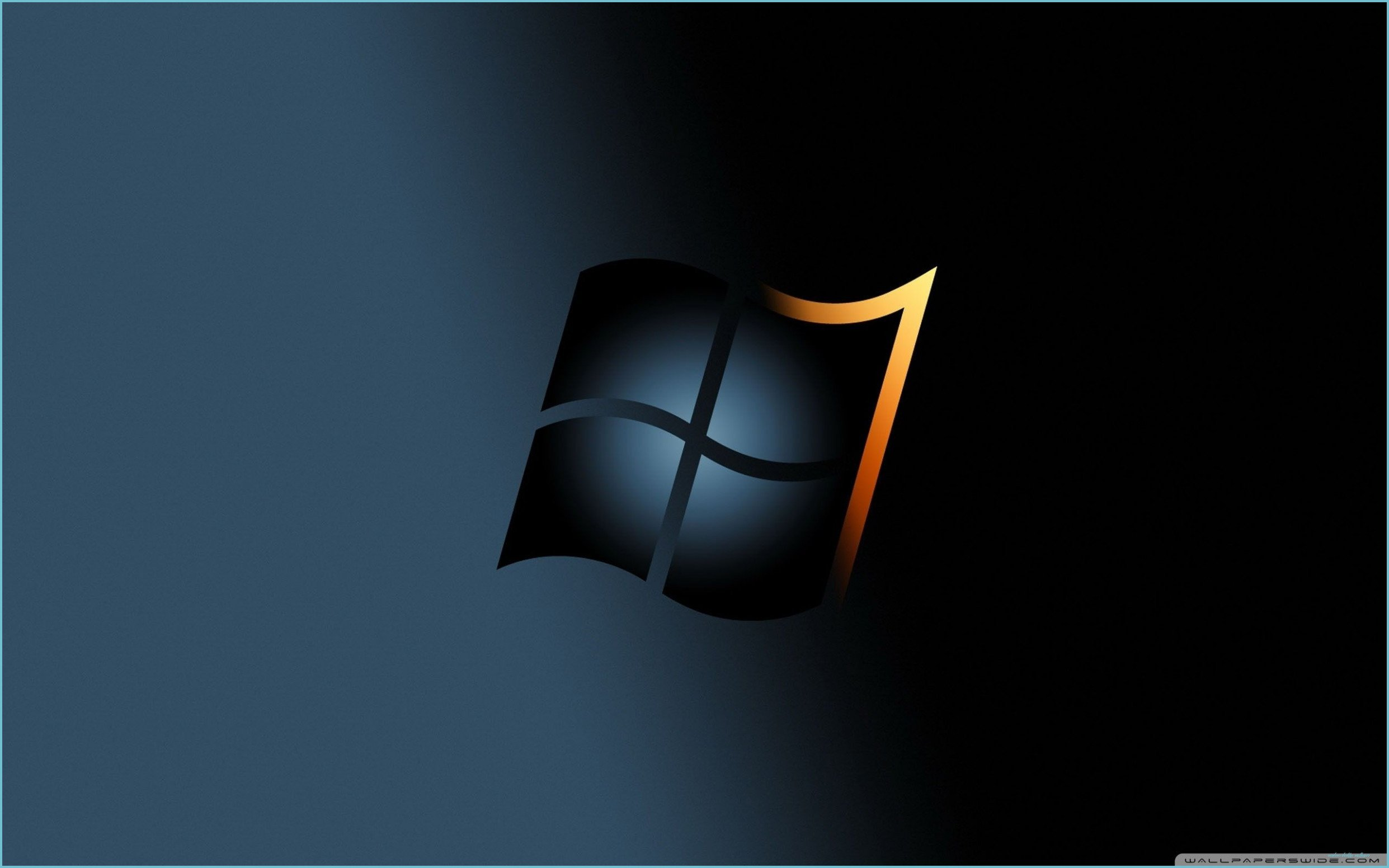 Windows 11 Dark HD Desktop Wallpaper High Definition 2483x1552
